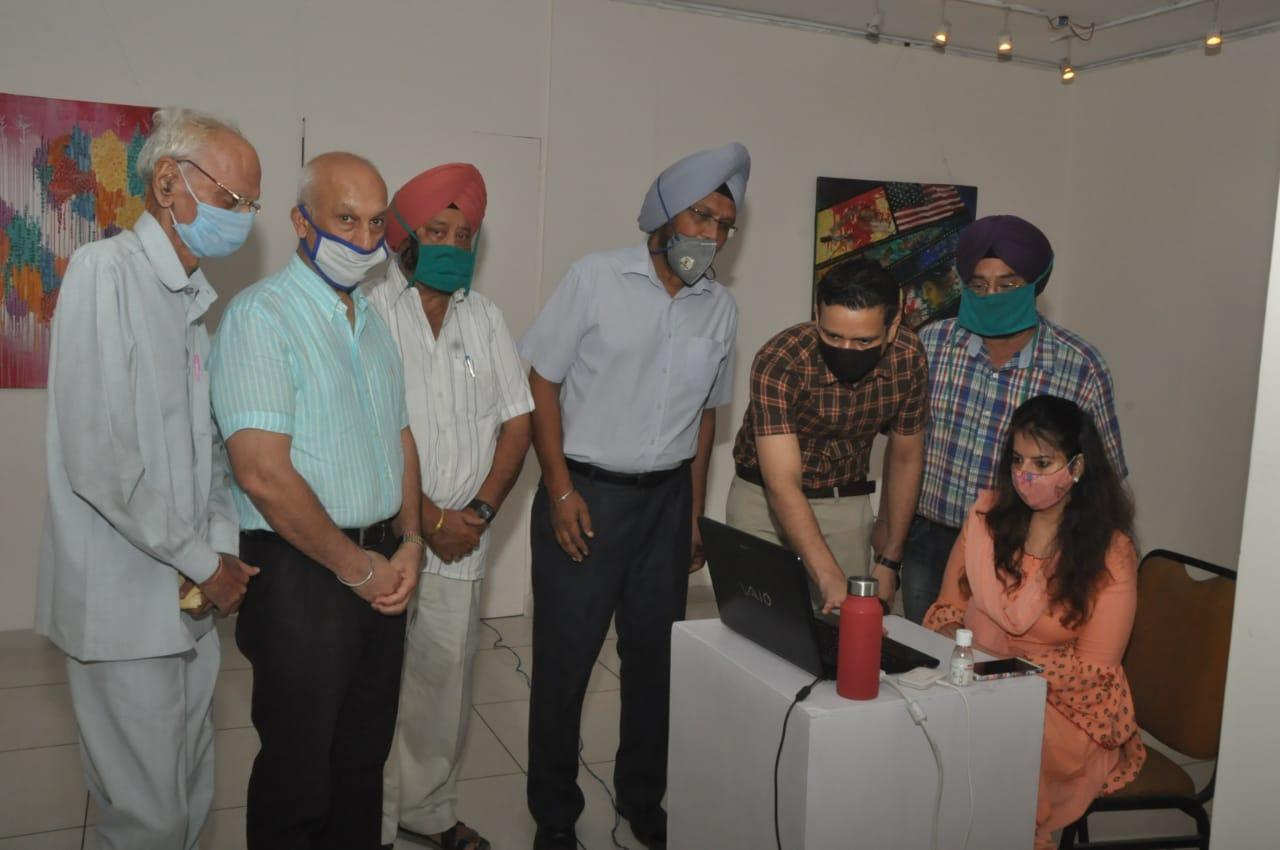 DC launches Website Virsa Vihar Website