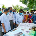 CM visits Pusa Agricultural institute  to see  bio-decomposer technique