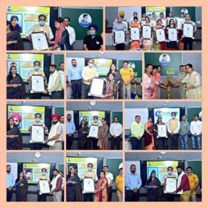 Mayank Foundation organizes felicitation ceremony to honour 25 teachers