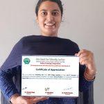 KMVites Fetch Laurels at National Level