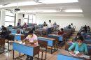 सीयूसीईटी-2020 दूसरे दिन की परीक्षा सम्पन्न