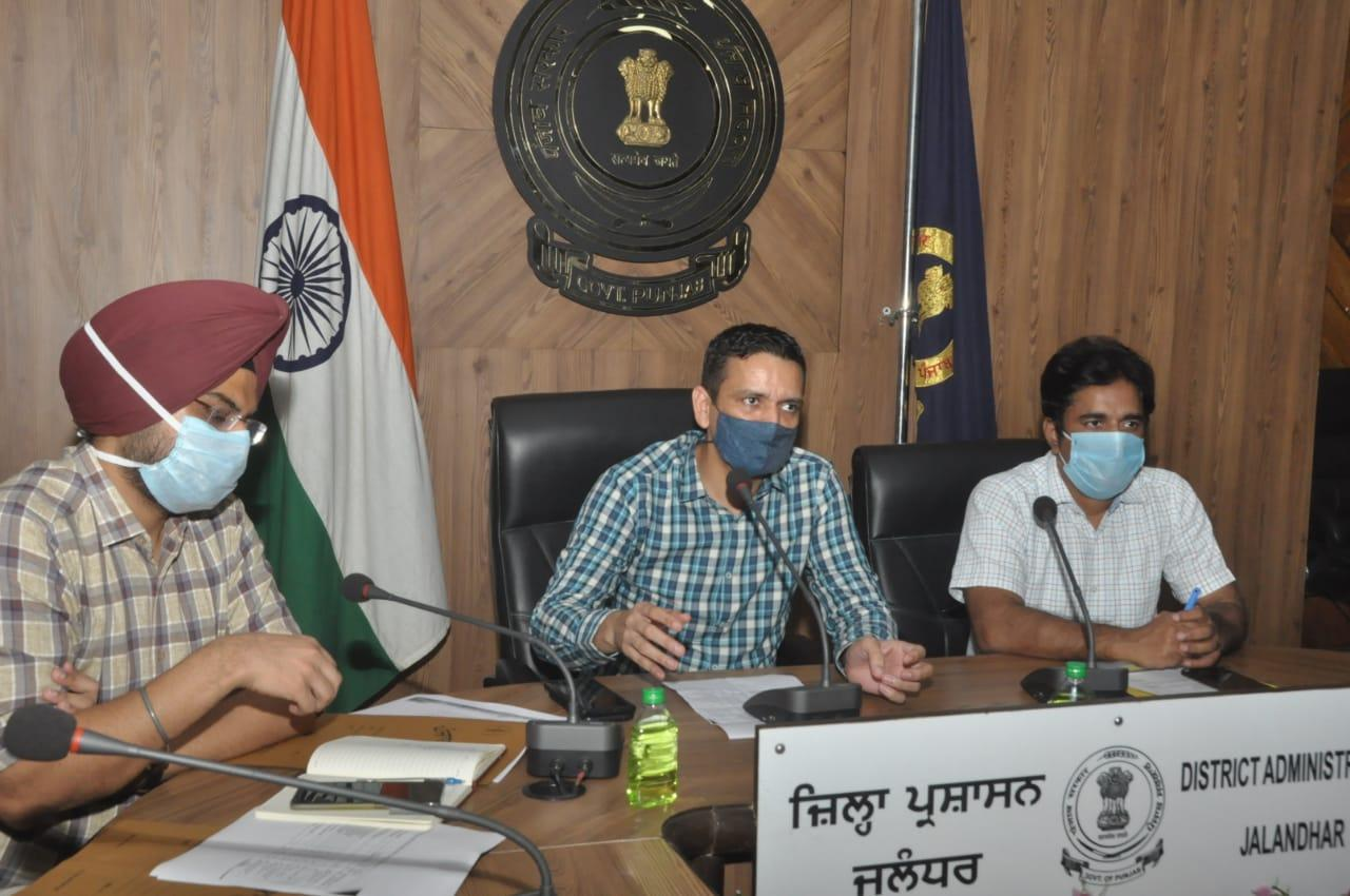 DC deploys 18 Officers to ensure better management in 53 COVID Hospitals