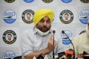 Agri-ordinance are a step towards privatising the farming industry: Bhagwant Mann