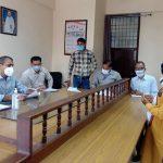 उपायुक्त ने महेंद्रगढ़ में लगाया कैंप, 24 नागरिकों ने रखी समस्याएं