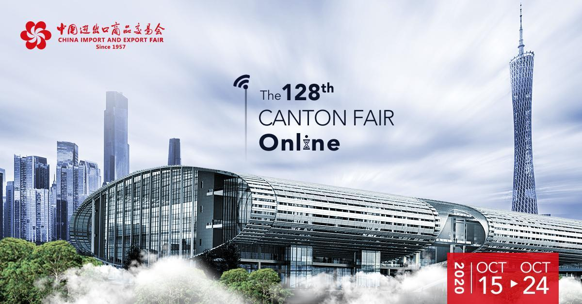 128 th CANTON FAIR On Line