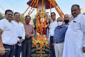 Aggarwals celebrate Maharaja Agrasen Jayanti