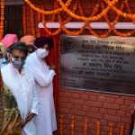 Punjab Health Minister lays foundation Stone of Community Health Centre