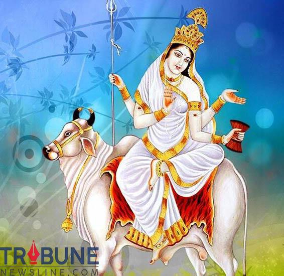 Navratri Day- 1: Pratipada