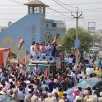 BJP Rally for justice for Sc's flagged off by BJP state President Ashwani Sharma.