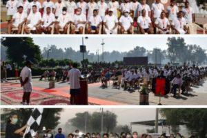On Gandhi Jayanti, BSF organizes Hussaniala Half Marathon-21 km