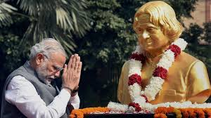 PM pays tributes to Dr APJ Abdul Kalam, on his Jayanti