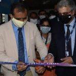 Haryana CS inaugurates State Bank India's 'e-lobby' at Civil Secretariat