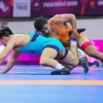 Wrestlers happy with their progress at the training camp