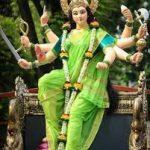 माँ दुर्गा महिषासुर मर्दिनी