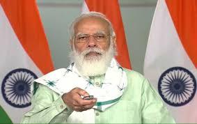 PM inaugurates three key projects in Gujarat