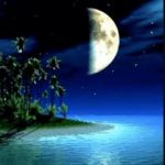 आधा अधूरा चाँद