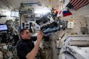 NASA Astronaut Aboard Space Station to Answer Questions from High School Students