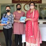 KMV Donates Free Books to the Deserving Students