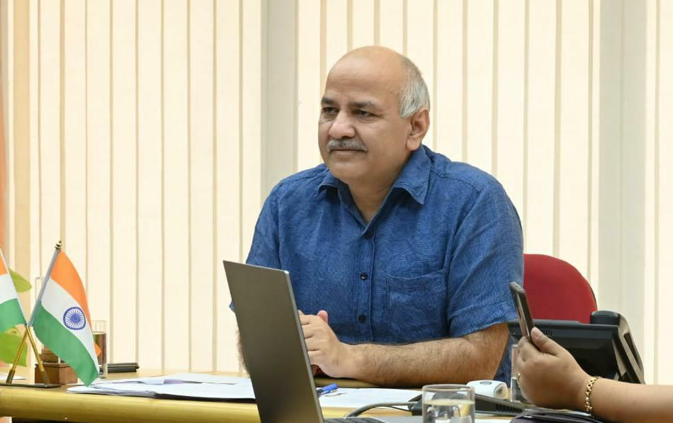 Art and Culture has the power to tell the truth: Sisodia