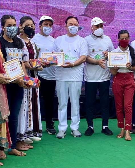 KMVites Honoured by Municipal Corporation Jalandhar