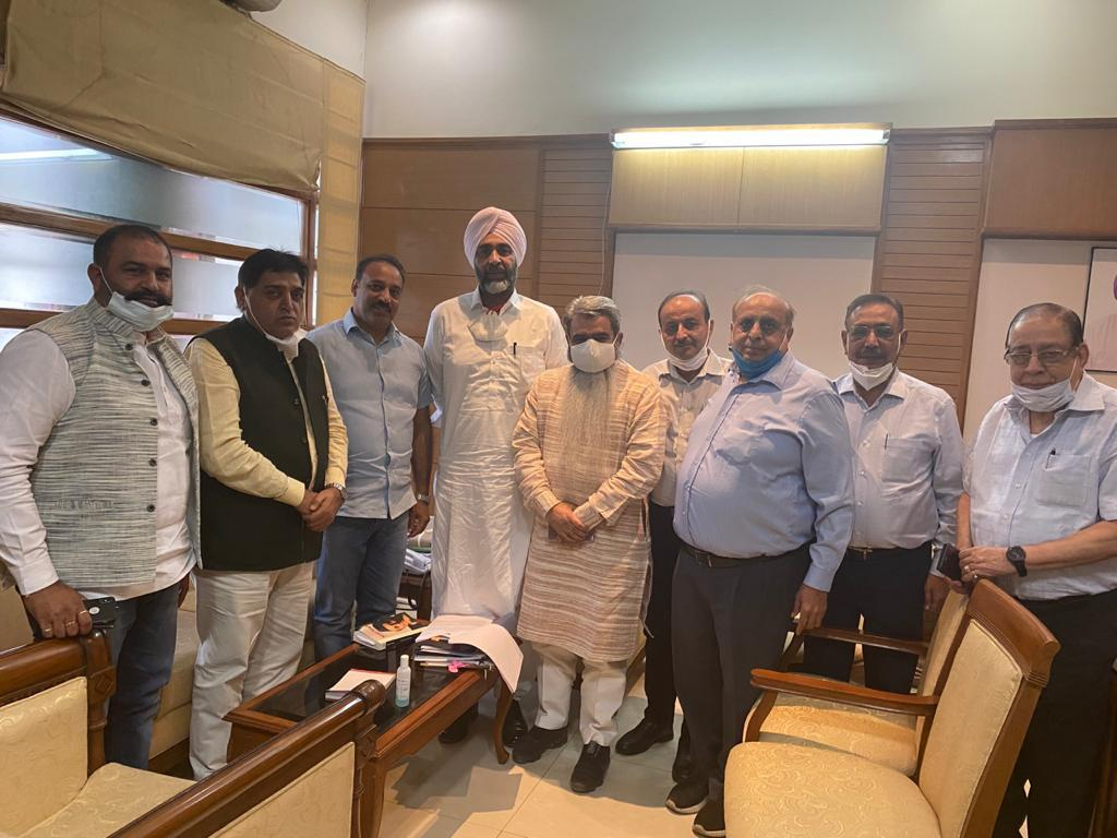 Policy for providing maximum relief to Industrialists etc :Ashu