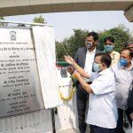 CM inaugurates Seelampur-Shastri Park flyover