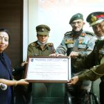Best wishes and Honorary Ceremony of NCC Republic Day