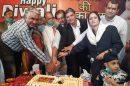 Lahore : Pakistan-based Bhagat Singh Memorial Foundation celebrates Diwali at Mandir