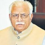 Haryana C M express concern over increasing cases of COVID-19