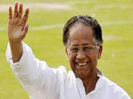 PM condoles the passing away of former Assam CM Tarun Gogoi