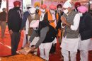 Capt. Amarinder Singh lays foundation stones of various Rs. 77 crore projects worth Rs. 77 crore