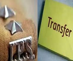 Haryana transferres services of S P  Panipat,Manisha Chaudhary  to Central Govt