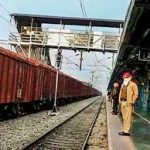 Resuming Freight trains bring smiles on potatoes and wheat farmer'sfaces