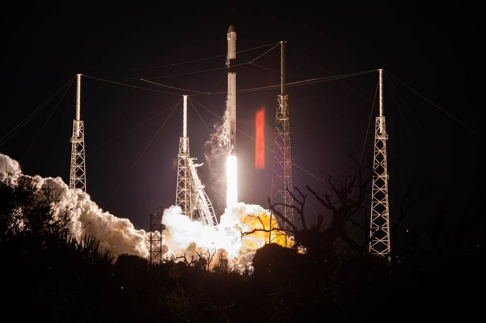 NASA TV Coverage Set for Next Space Station Resupply Mission with SpaceX