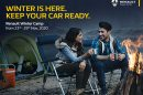 Seven day Renault Winter Camp