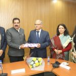 IKG PTU Dean Dr. A.P. Singh retires after meritorious service