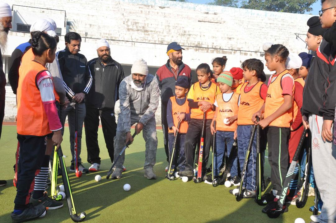 Surjit Hockey Coaching Camp to be known soon as the leading hockey nursery in the country-Olympian Pargat Singh