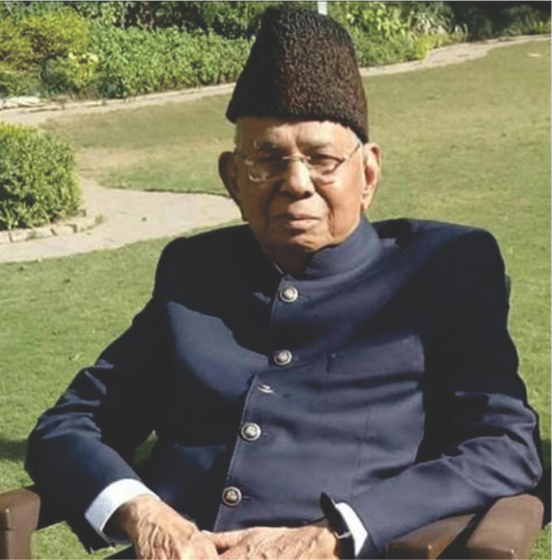 Trident Group Chairman Rajinder Gupta bereaved; father Nohar Chand Gupta passes away