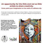 City to be beautified using Graffiti: Ashu