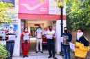 Postal Deptt celebrates cleanliness fortnight to create hygienic atmosphere