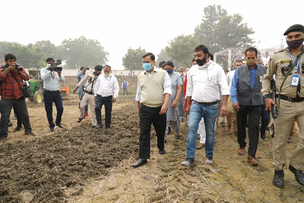 Delhi provides a cheap and effective alternative to stubble burning