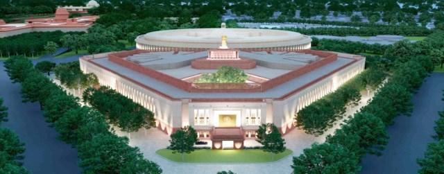 नए संसद भवन के शिलान्यास अवसर पर प्रधानमंत्री के सम्बोधन का मूल पाठ