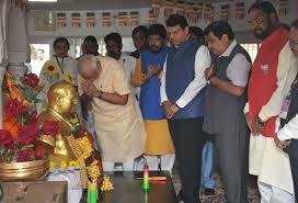 PM pays tributes to Dr. Babasaheb Ambedkar