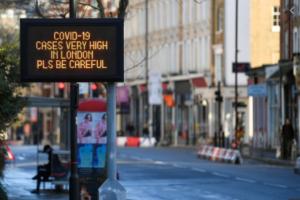 European neighbours shut doors to Britain as new coronavirus strain spreads