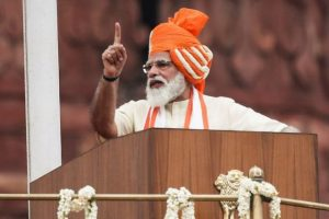 Modi calls farmer protests over contested laws politically motivated