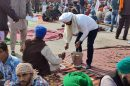Kejriwal-led AAP committed to serve agitating farmers in these distressing times