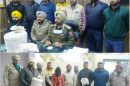 BSF in joint operation recover 5.150 kg heroin