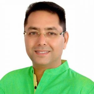 A faction of Congress playing tricks to save its existence: Aman Arora