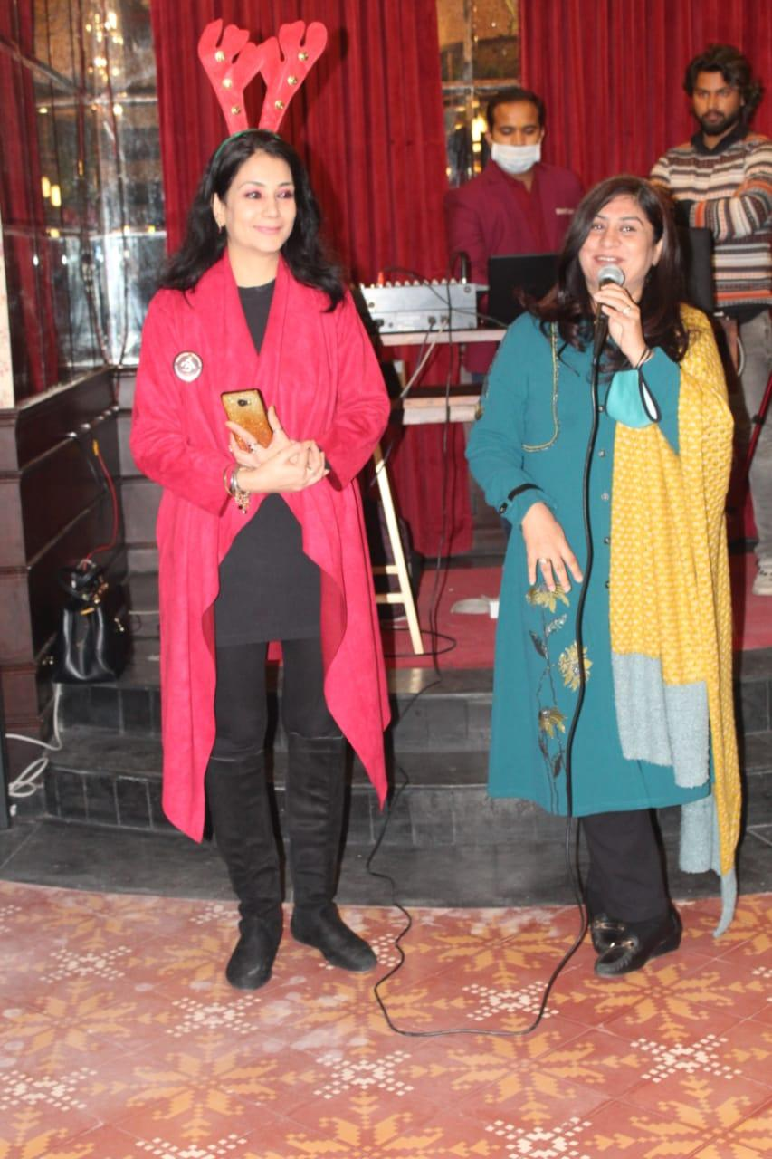 Dietician Reema Bhatia's session on healthy and Nutritious food held