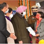 Captain Amarinder Singh felicitate 24 doctors on Republic Day
